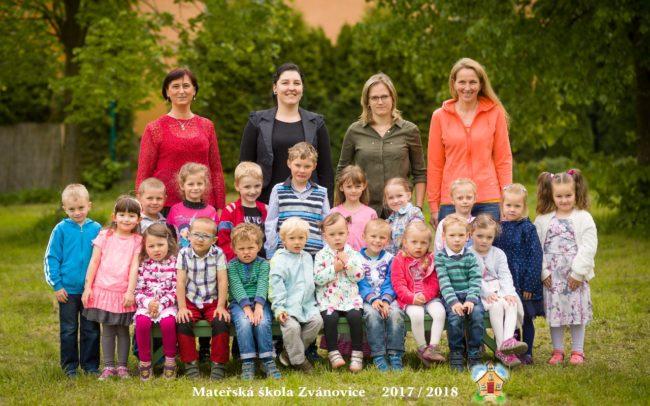 Společná fotka 2017-2018